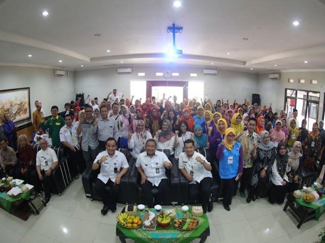 Sekolah Lansia Hadir di Sukajadi Kota Bandung, Ini Program-Programnya