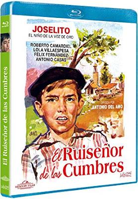El Ruiseñor de Las Cumbres [1958] [BD25] [Spanish]