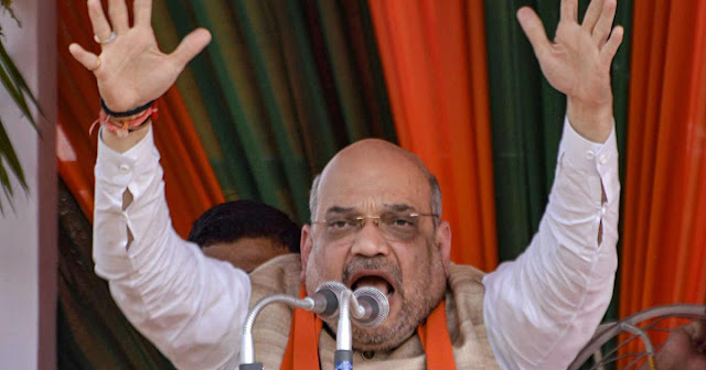 amit shah on nrc in west bengal
