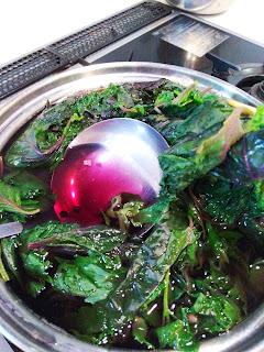 赤紫蘇ジュースですっきり爽やか♪ 梅雨も猛暑も乗り切ろう~