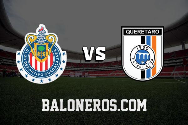 Chivas vs Querétaro 2016