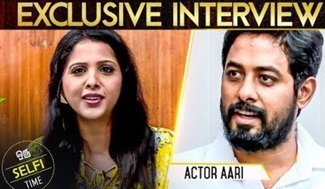 Exclusive interview with Actor Aari | Selfie Time | IBC Tamil TV | Celebrity Interview | Kollywood