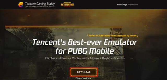 تشغيل لعبة pubg على الكمبيوتر بدون محاكي