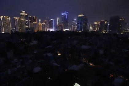 Listrik Padam Buka Tabir Indonesia Mudah Dilumpuhkan