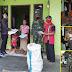 Muspika Kaliwates Lakukan Pengawalan Pembagian Door to Door, 1000 Warga Kurang Mampu Terima Bansos