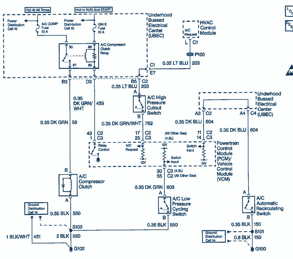 1999 Chevrolet Chevy 1500 Pu V6 Wiring Diagram | Auto