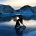 Κάνοντας πατινάζ στην κορυφή ενός βουνού (Βίντεο)