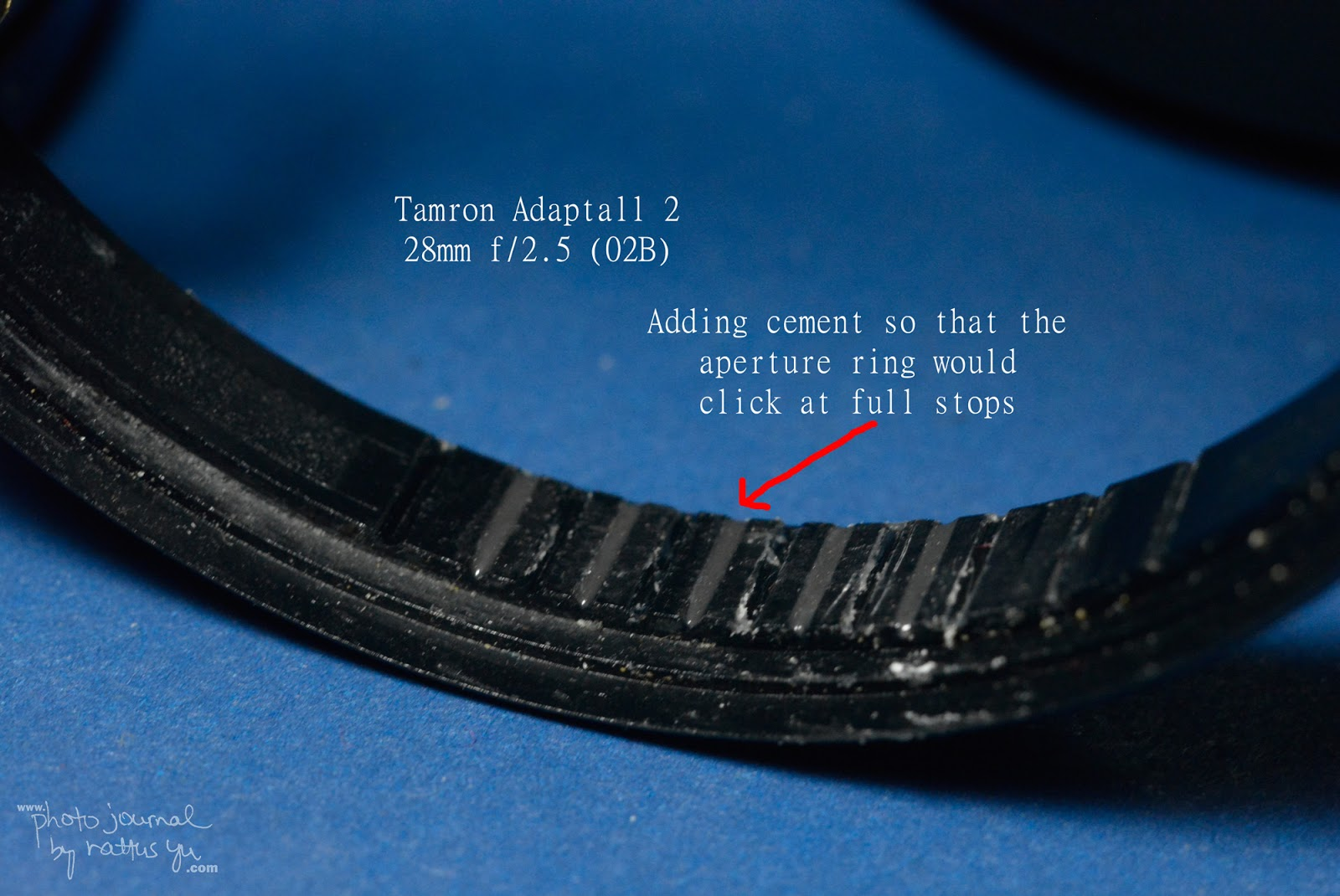 Tamron Adaptall 2 28mm f/2.5 (02B), Wide Angle Lens