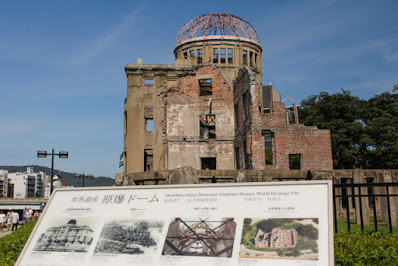 Hiroshima Atomový dóm