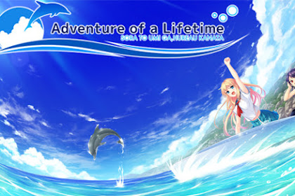 Download Game Visual Novel PC Adventure of a Lifetime