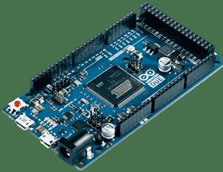 Jenis Arduino Due