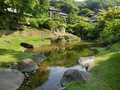 円覚寺妙香池