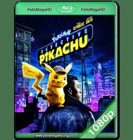 POKÉMON DETECTIVE PIKACHU (2019) HDRIP 1080P HD MKV ESPAÑOL LATINO