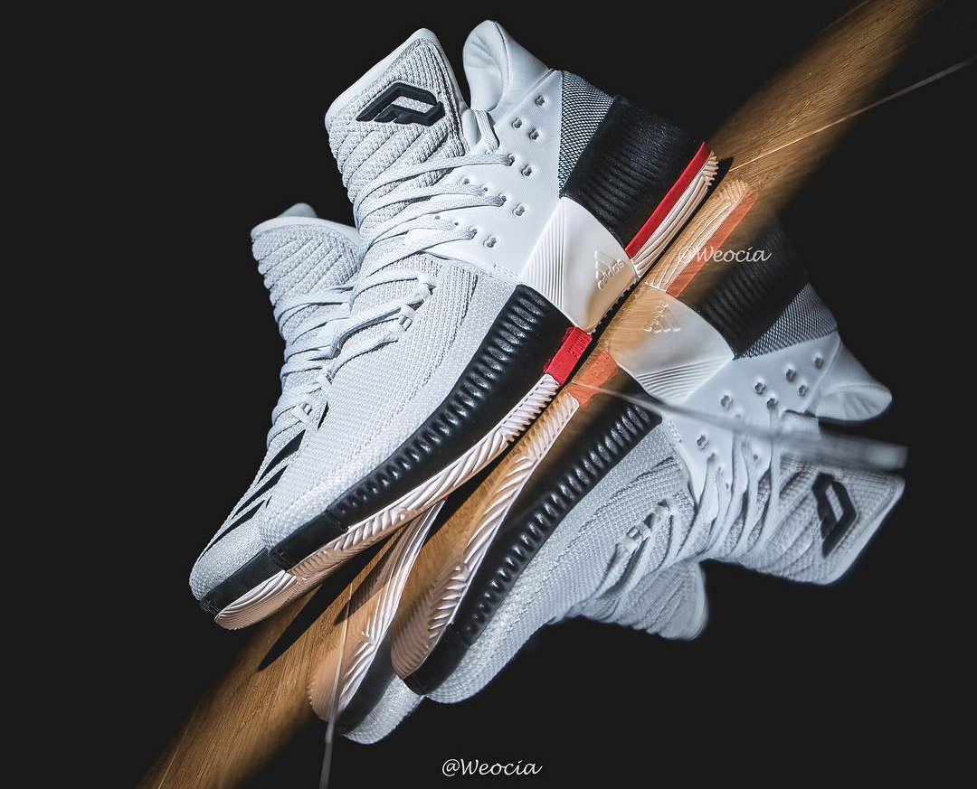 new style a7312 99ee8 Dame Lillard has begun this season in last years D. Lillard 2s, it looks  like he will be transitioning into his new sneaker, the adidas D Lillard 3,  ...