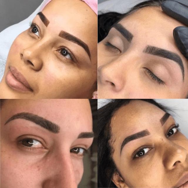 como fazer a sobrancelha, henna, micropigmentação, sobrancelha linda