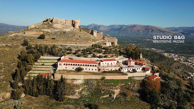 Η Εορτή της Αγίας Μαρίνας κάτω από το κάστρο του Άργους