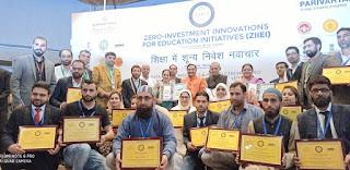 Adalat Khan of Poonch Conferred National Innovative Teacher Award by MHRD - Pir Panjal Post