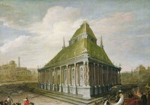 Lăng mộ Mausoleum (Thổ Nhĩ Kỳ)
