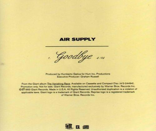 air supply mp3 goodbye