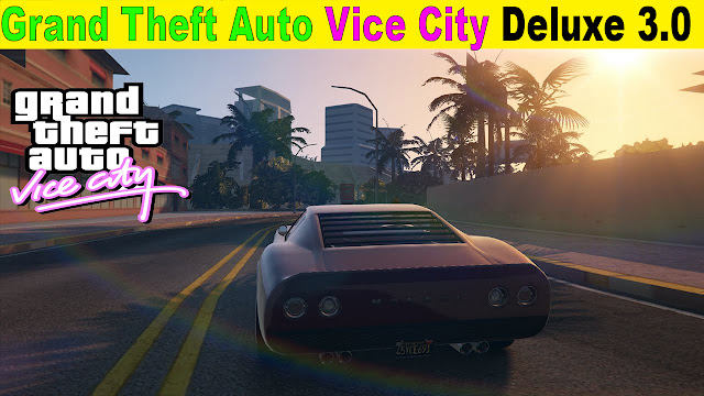 Grand Theft Auto Vice City Deluxe 3.0 Free Download