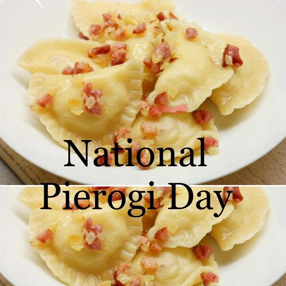 National Pierogi Day Wishes Awesome Picture