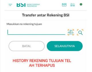 Mobile banking BSI