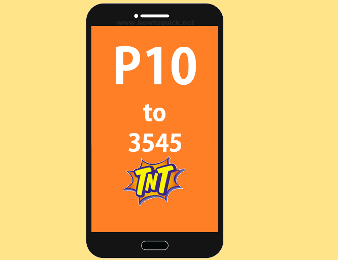 Talk N Text P10 Promo - 10 Pesos Unli Call and text to All Networks
