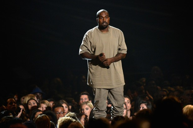 Kanye West of President MTV VMA 2015
