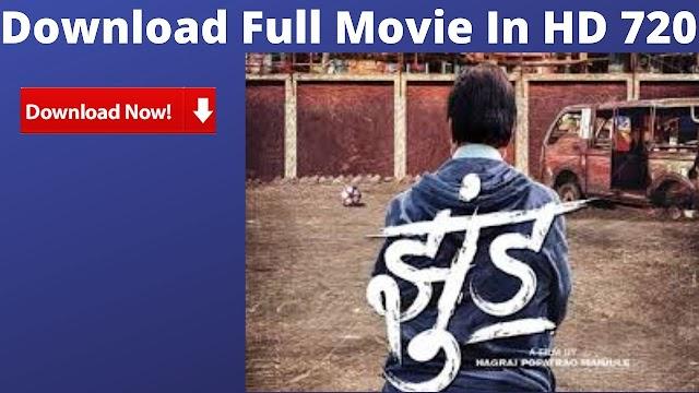 Jhund full movie download free 2020 -  AmitabhBachchan