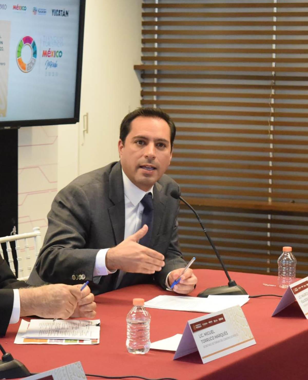 TIANGUIS TURÍSTICO 2020 MÉRIDA YUCATÁN SECTUR 04
