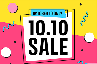 10.10 Sale at The SM Store SM City Rosales