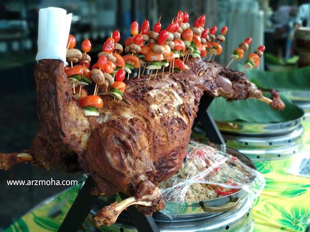kambing panggang, menu utama berbuka puasa, menu buffet ramadhan vistana hotel penang, buffet ramadhan vistana hotel 2018, menu berbuka buffet ramadhan 2018, 101 resipi tok wan menu tradisional melayu,