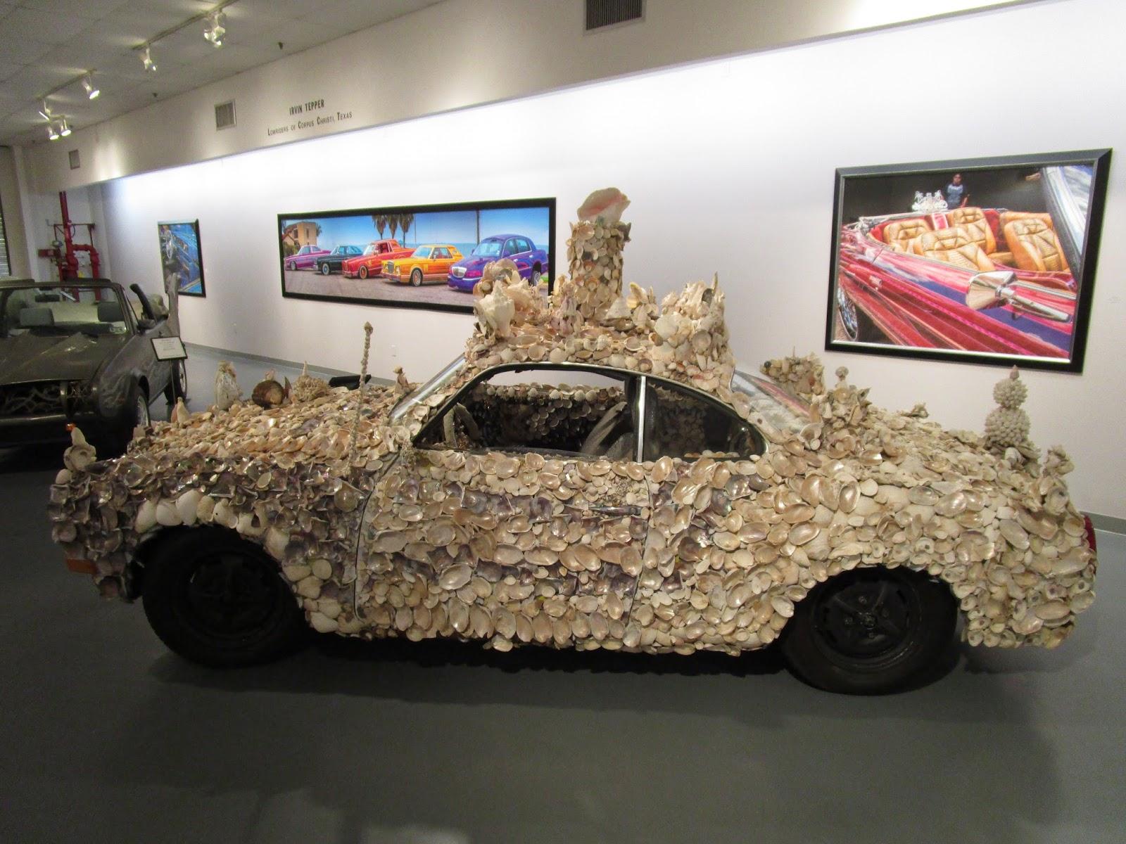 Art Car Museum >> Spretnak The Blog The Art Car Museum
