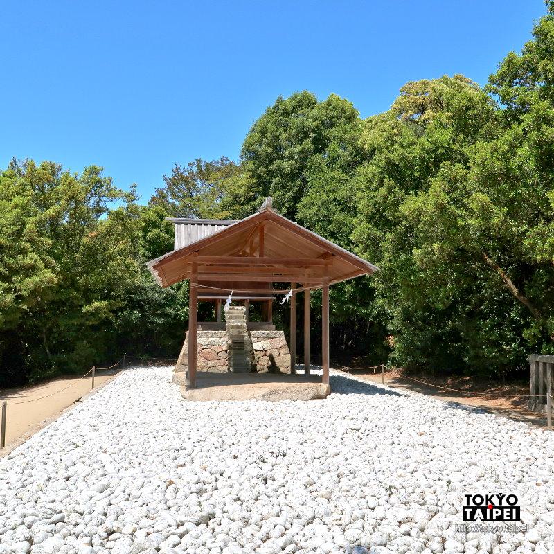 【八幡神社】爬上山遁入地 參拜古老神秘的神社