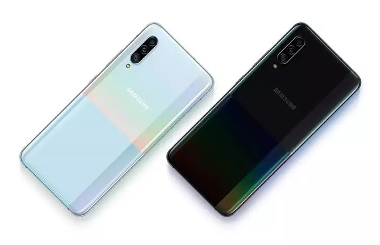 Samsung Outs Galaxy A90 5G