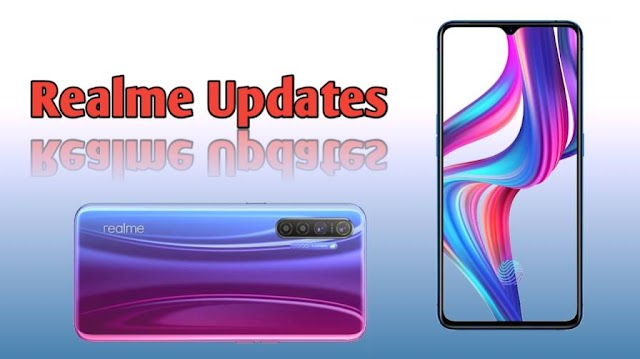 Get Realme X2 Pro and Realme Q Dark Mode in December 2019 with security patches and new updates