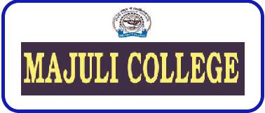 Majuli College Assistant Professor Recruitment 2021