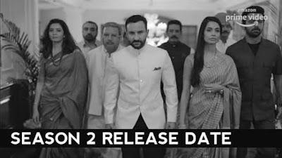 Tandav Season 2 Release Date