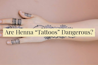 Looking at the henna tattoo controversy