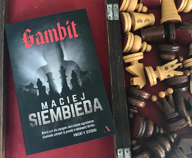 Maciej Siembieda - Gambit PRZEDPREMIEROWO