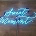 Inside Sweet Moment Cafe