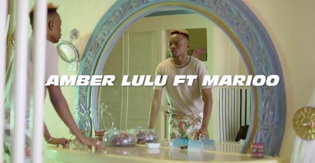Amber Lulu Ft Marioo - Yanamiminika Video