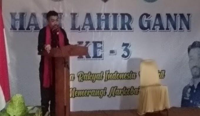 Generasi Anti Narkotika Nasional (GANN), Ajak Masyarakat Indonesia Perangi Narkoba