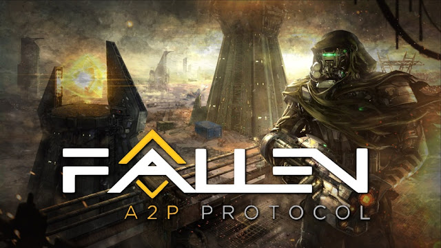 Fallen A2P Protocol Download Poster