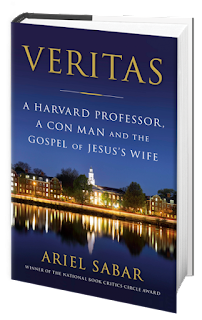 Veritas book cover