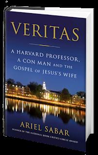 Veritas book cover