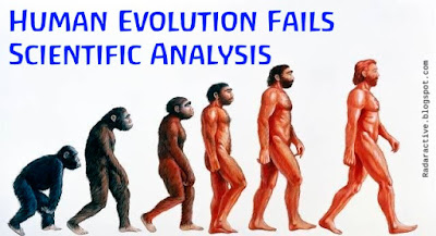 Closer examination reveals that evidence for evolution is pitifully lacking.