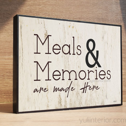 Buy the Kitchen Wood Signs, Wall Decor in Port Harcourt, Nigeria