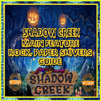 :FarmVille Shadow Creek Farm Rock Paper Shivers Graveyard Fort Tiier