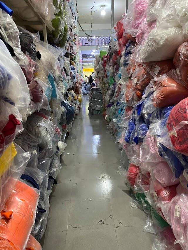 Bạn đang tìm mua vải thun cotton số lượng lớn